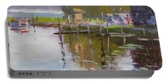 Reflections At Ashville Bay Marina Portable Battery Charger