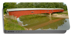 Reflections In Sugar Creek Portable Battery Charger