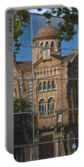 Reflections Of Barcelona #23 Portable Battery Charger