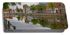 Reflections Of Brugge Portable Battery Charger