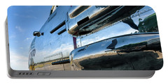 Reflections Of Panchito - 2017 Christopher Buff, Www.aviationbuff.com Portable Battery Charger