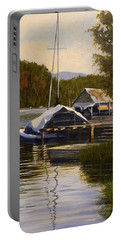 Reflections Of Summer Portable Battery Charger