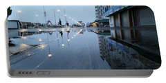 Reflections Of The Boardwalk Portable Battery Charger
