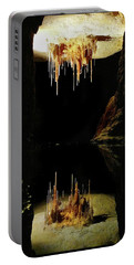 Reflections Of The Underworld Portable Battery Charger