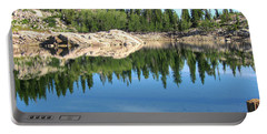 Reflections On Lake Mary Portable Battery Charger