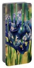 Portable Battery Charger featuring the photograph Regal Splendour  by Connie Handscomb