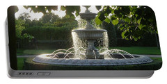 Regents Park Fountain Portable Battery Charger