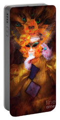 Portable Battery Charger featuring the photograph Regina Di Giale by Jack Torcello