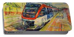 Regiobahn Mettmann Portable Battery Charger
