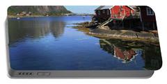 Reine, Norway Portable Battery Charger