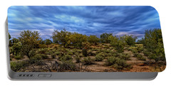 Portable Battery Charger featuring the photograph Rejuvenation Op19 by Mark Myhaver