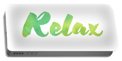 Relax Portable Battery Charger