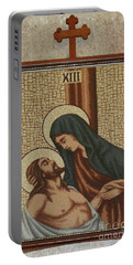 Religion 1 Portable Battery Charger