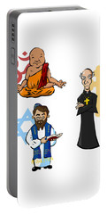 Religious Icons Portable Battery Charger