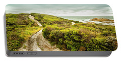 Remote Australia Beach Trail Portable Battery Charger