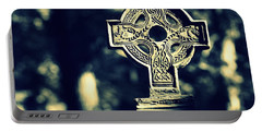 Renaissance Cross Portable Battery Charger by Joseph Skompski