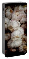 Renaissance Garlic Portable Battery Charger