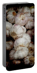 Renaissance Garlic Portable Battery Charger