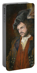 Renaissance Man Portable Battery Charger