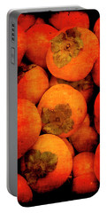 Renaissance Persimmons Portable Battery Charger