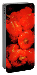 Renaissance Red Peppers Portable Battery Charger