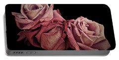 Renaissance Roses Portable Battery Charger