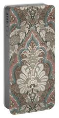 Renaissance Textile Pattern Portable Battery Charger