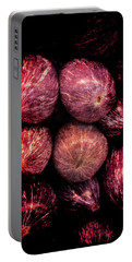 Renaissance Turkish Eggplant Portable Battery Charger
