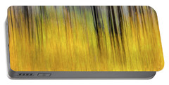 Renewal Abstract Art By Kaylyn Franks Portable Battery Charger