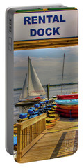 Rental Dock Portable Battery Charger