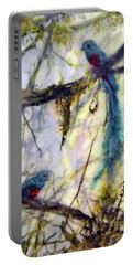 Resplendent Quetzal #2 Portable Battery Charger