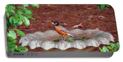 Restful Robin Portable Battery Charger