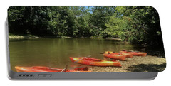 Resting Kayaks Portable Battery Charger