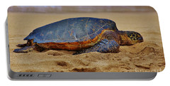 Portable Battery Charger featuring the photograph Resting On The Beach by Craig Wood