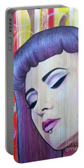 Restless Mind - Beautiful Spirit Portable Battery Charger