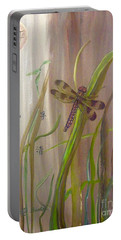 Restoration Of The Balance In Nature Cropped Portable Battery Charger