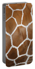 Reticulated Giraffe #2 Portable Battery Charger