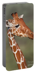 Reticulated Giraffe Portable Battery Charger