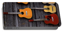 Retired Guitars  Portable Battery Charger
