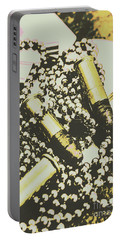 Retro Military Poster Art Portable Battery Charger