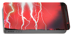 Lightning Apocalypse Portable Battery Charger