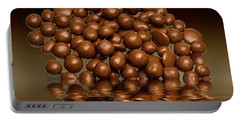 Portable Battery Charger featuring the photograph Revels Chocolate Sweets by David French