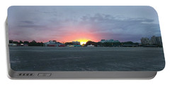 Revere Beach Sunset Portable Battery Charger