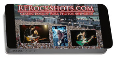 Rfrockshots Classic Rock N Portable Battery Charger