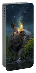 Rhinoceros Unicornis Portable Battery Charger