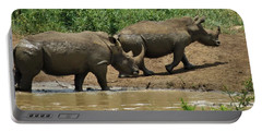 Rhinos Portable Battery Charger