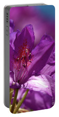 Portable Battery Charger featuring the photograph Rhododendron  by Baggieoldboy