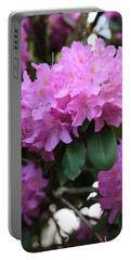 Rhododendron Beauty Portable Battery Charger