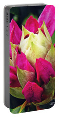 Rhododendron Velvet    Portable Battery Charger by Sarah Loft