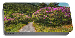 Rhododendrons On The At Portable Battery Charger